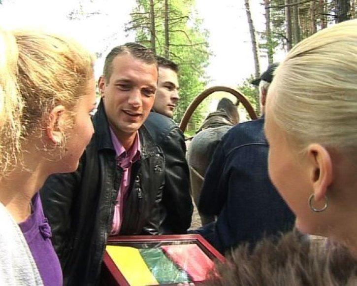 Aš Myliu Lietuvą