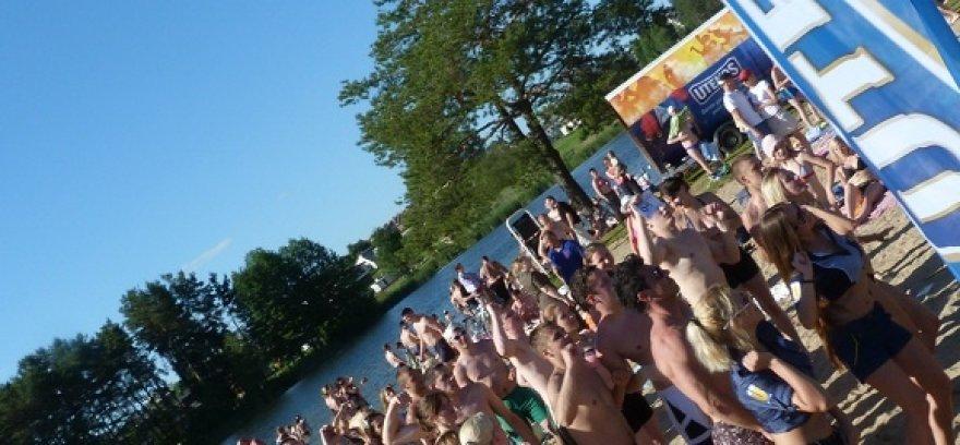 Liepos 7-10 dienomis vykstantis elektroninės muzikos festivalis kviečia atsiduoti linksmybėms.