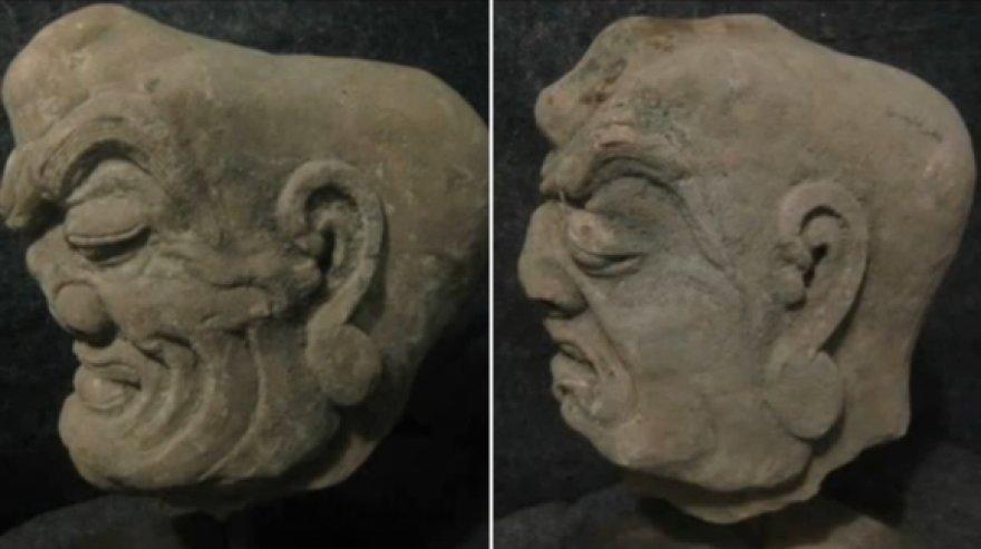 Kiekvienos iš skulptūrų vertė – 800 tūkst. dolerių.