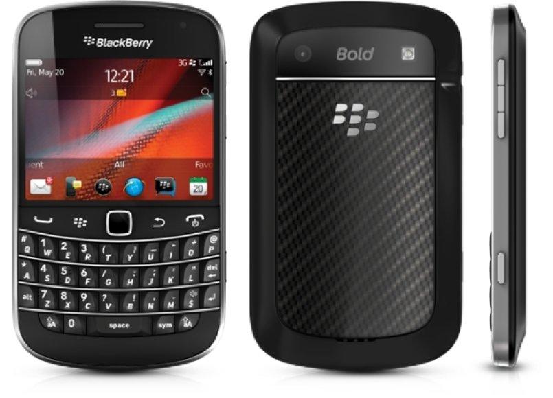 """BlackBerry Bold 9900"""