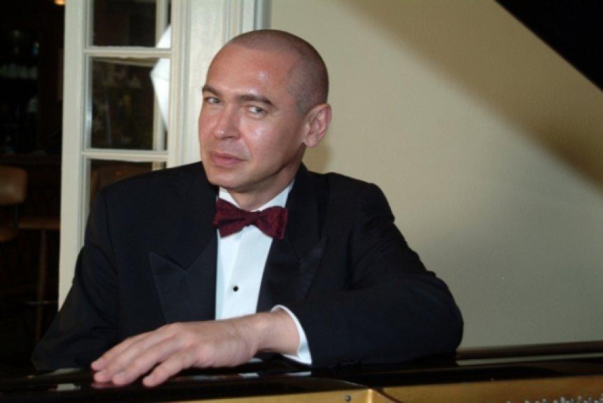 Pianistas Ivo Pogoreličius