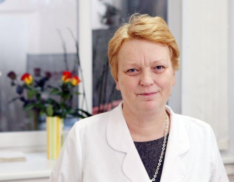 Gydytoja Violeta Janėnaitė