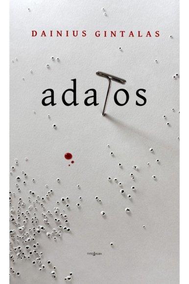 """Knygos viršelis/Knyga """"Adatos"""""""