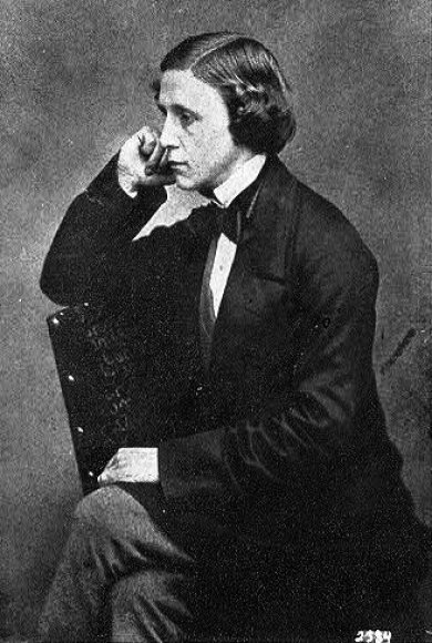 Wikipedia nuotr./Lewisas Carrollas