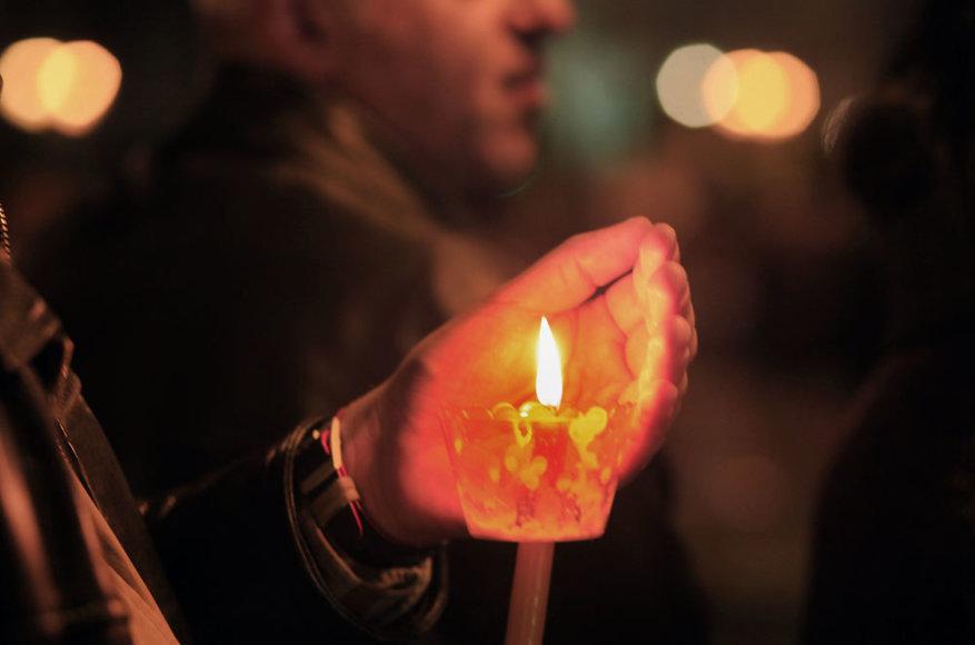 Ortodoksai mini Didįjį šeštadienį