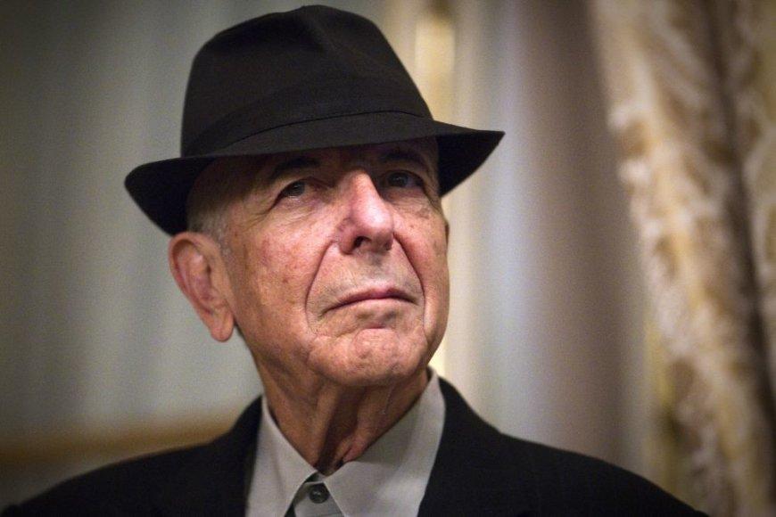 Leonardas Cohenass