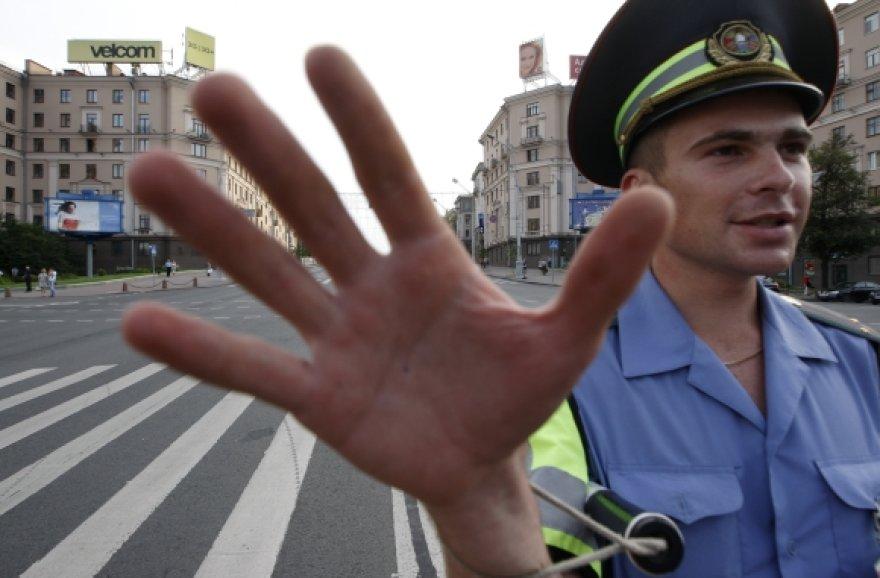 Baltarusijoje nesiliauja protestai
