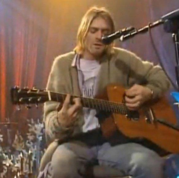 Kurtas Cobainas