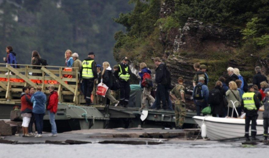 Išpuoliai Norvegijoje žmonių atmintyje išliks ilgam