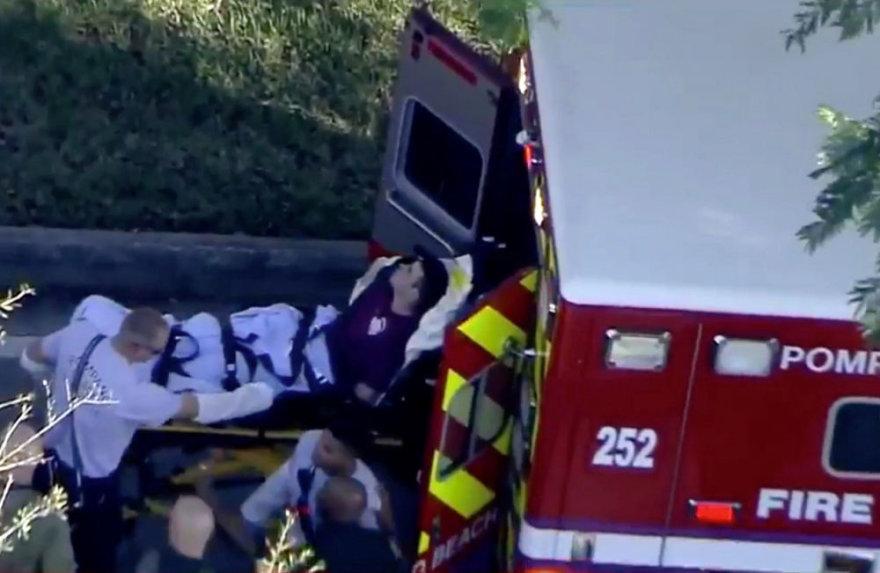 """""""Reuters""""/""""Scanpix"""" nuotr./Dešimtys žmonių sužeista"""