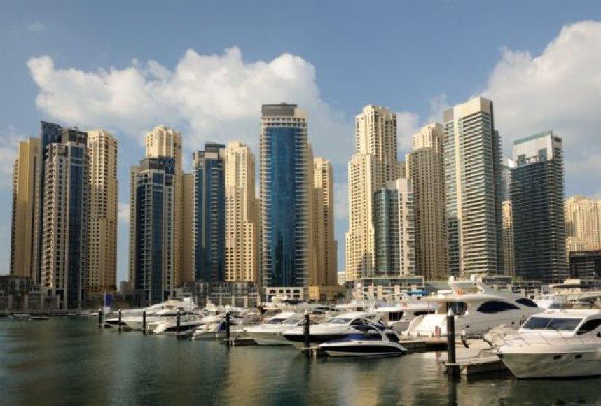 Dubajaus dangoraižiai