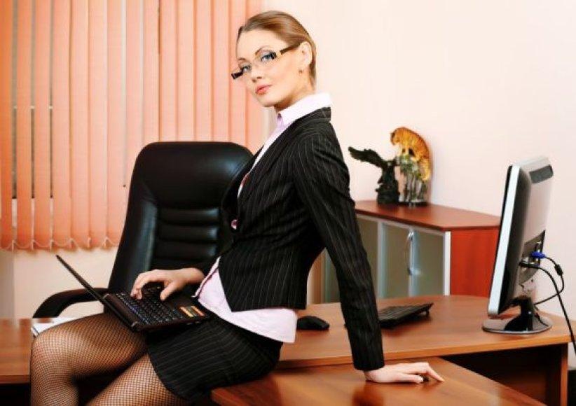 Biuro administratorė