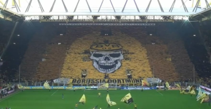 """Borussia"" sirgalių tribūna"