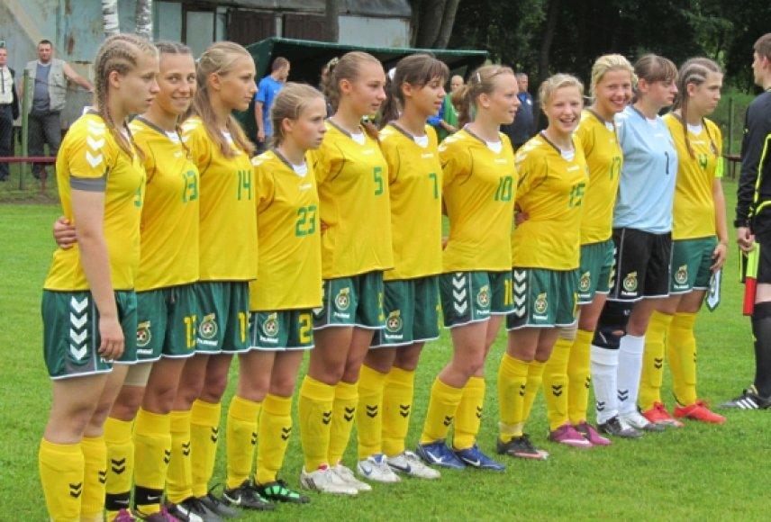 Lietuvos merginų U-17 rinktinė