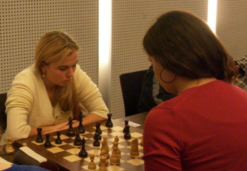 M.Severina ir D.Batkovskytė