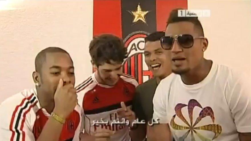 """""""AC Milan"""" žaidėjai"""