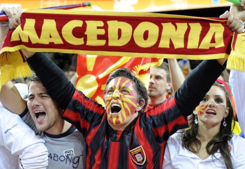 Makedonijos sirgaliai