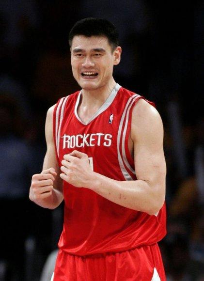 Yao Mingas