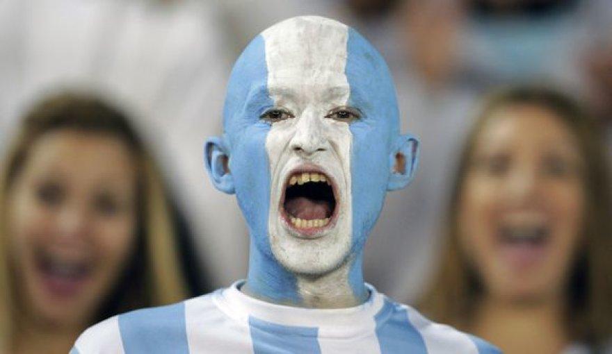 Argentinos futbolo rinktinės gerbėjas
