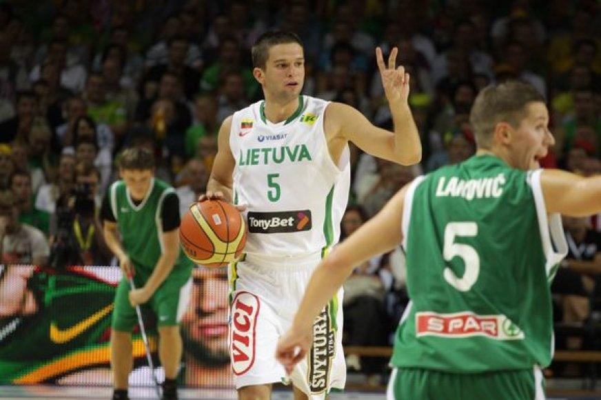 Lietuva – Slovėnija