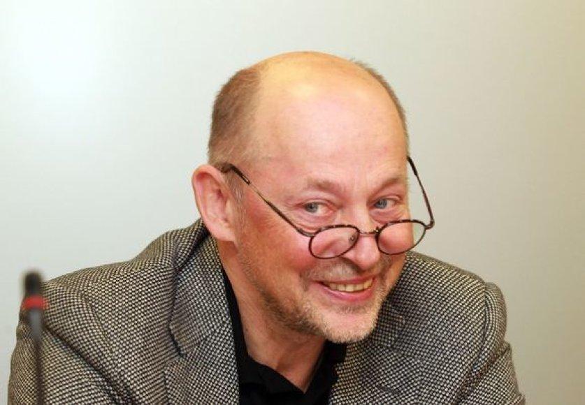 Lietuvos stalo teniso asociacijos prezidentas Rimgaudas Balaiša
