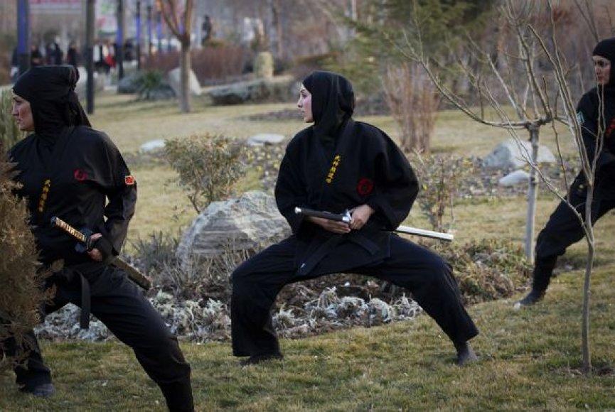 Irano nindzės
