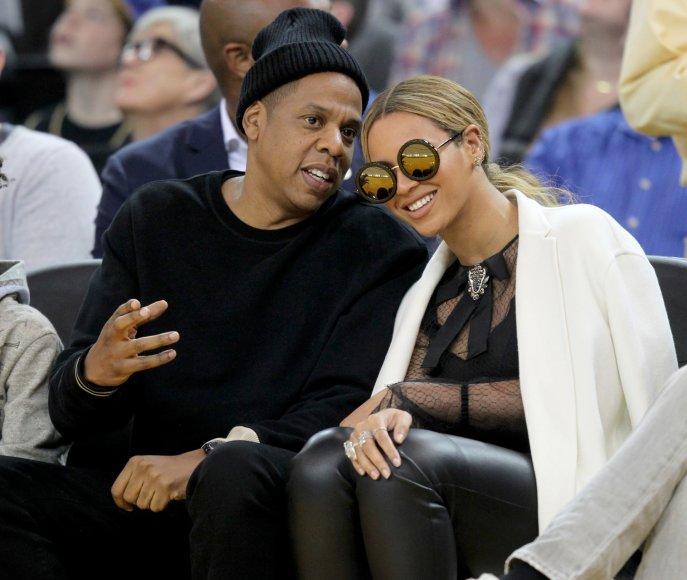 """Scanpix""/""Sipa USA"" nuotr./Beyonce ir Jay Z"