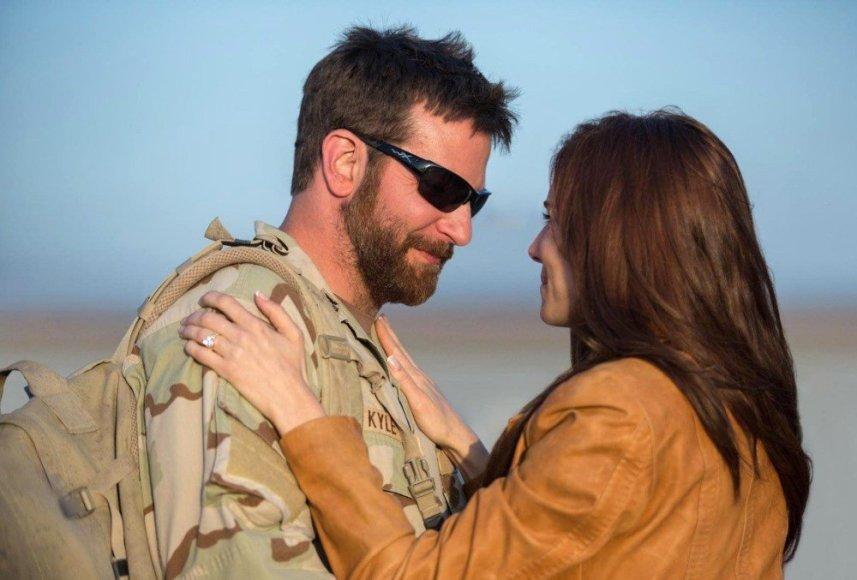"""""""ACME Film"""" nuotr./Bradley Cooperis filme """"Amerikiečių snaiperis"""""""