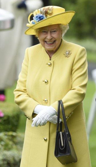 """""""Reuters""""/""""Scanpix"""" nuotr./Elizabeth II"""
