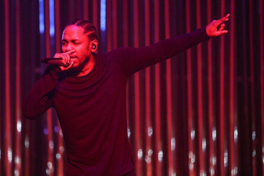 """Scanpix""/AP nuotr./Kendrickas Lamar"