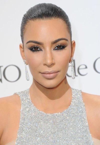 """""""Scanpix""""/""""SIPA"""" nuotr./Kim Kardashian"""