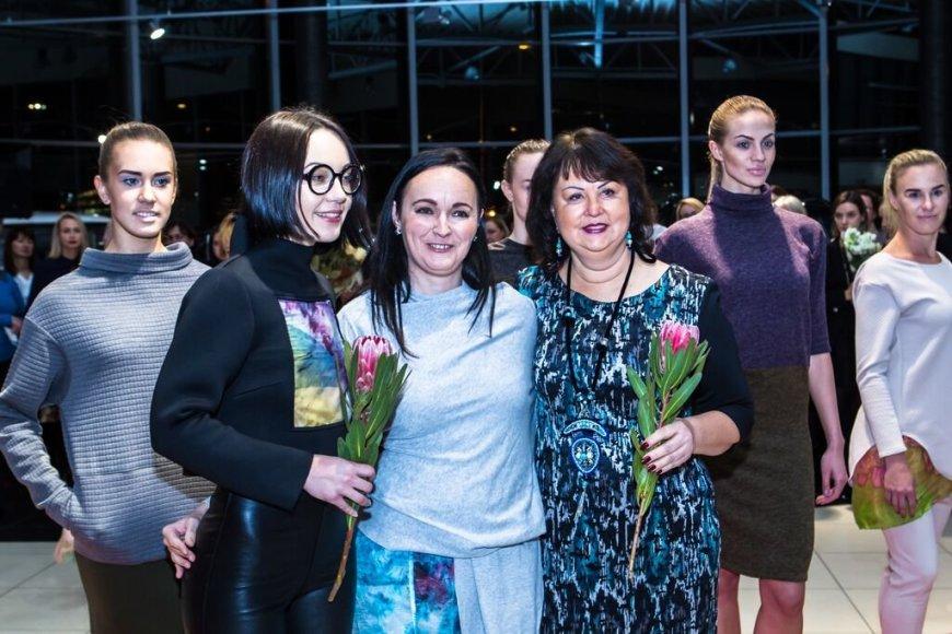 Robertino Valiulio nuotr./Viktorija Bugajenko, Rūta Rimšelienė ir Auksė Poškuvienė