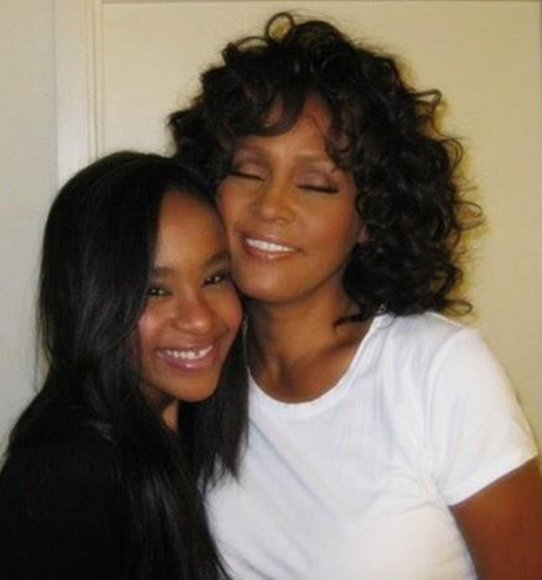 """Scanpix""/Xposurephotos.com nuotr./Whitney Houston su dukra Bobbi Kristina Brown"