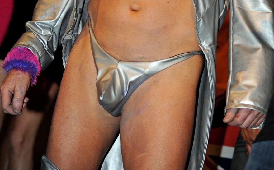 Vyriškos genitalijos