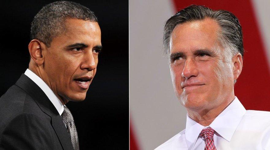Barackas Obama ir Mittas Romney