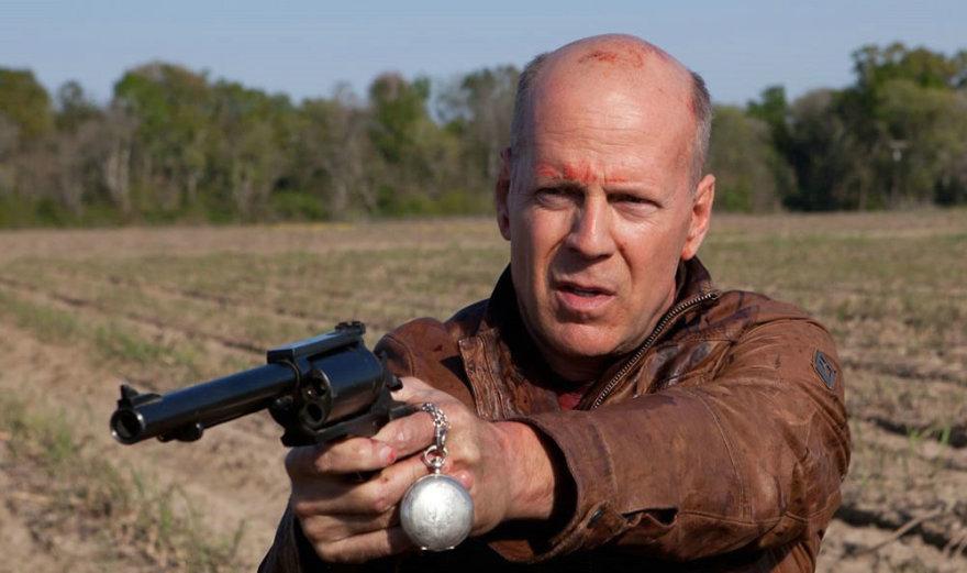 """Bruce'as Willisas filme """"Laiko kilpa"""""""