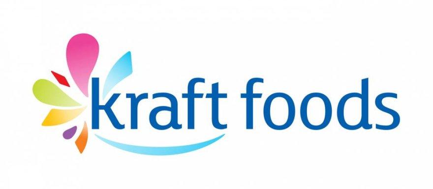 """Kraft Foods"" logotipas"