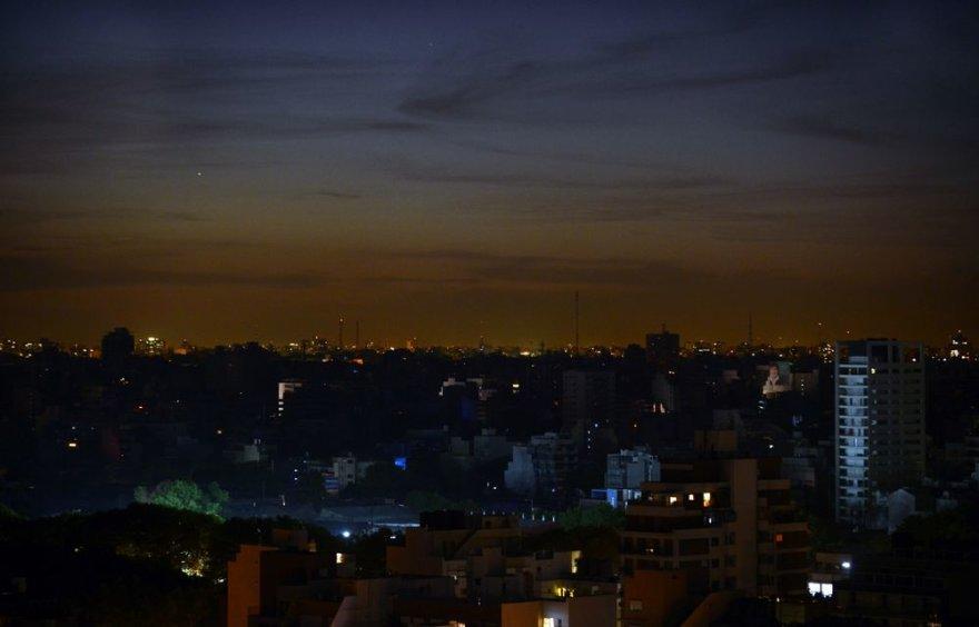 Užtemusios Buenos Airės