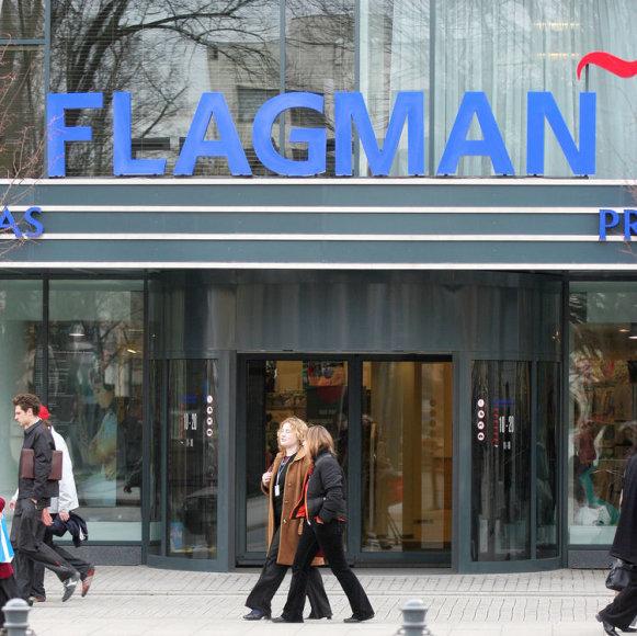 "Prekybos centras ""Flagman"""