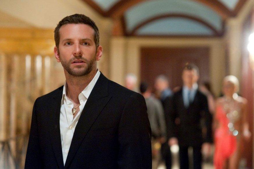 "Bradley Cooperis filme ""Optimisto istorija"""