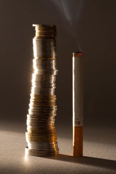 Cigarečių kaina