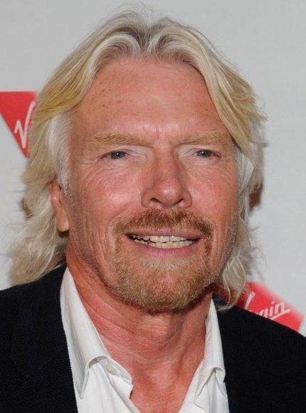 Richardas Bransonas