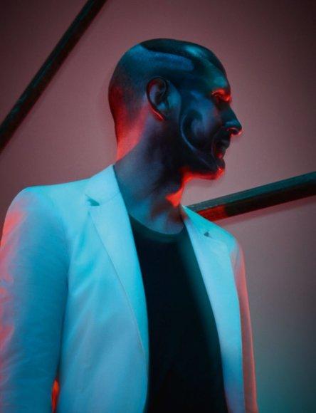"""Asmeninio albumo nuotr./Jamesas Lavelle iš """"UNKLE"""""""