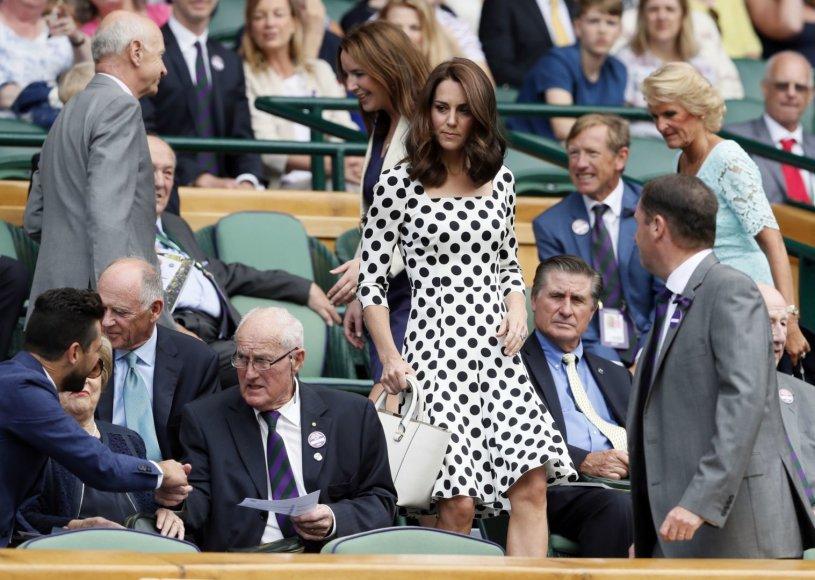 """Scanpix""/AP nuotr./Kembridžo hercogienė Catherine"