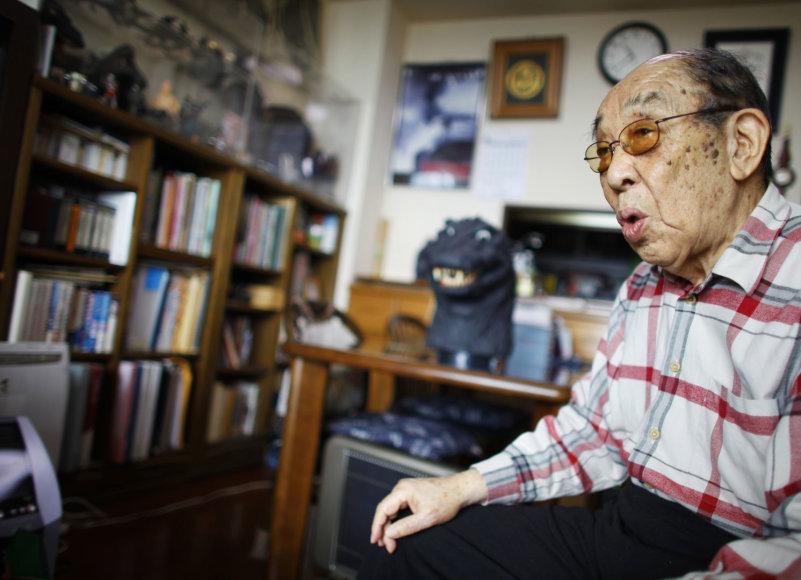 """Scanpix""/AP nuotr./Haruo Nakajima (2014 m.)"