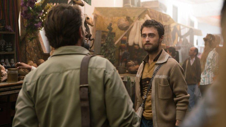 """Kadras iš filmo/DanielisRadcliffe'as filme """"Džiunglės"""""""