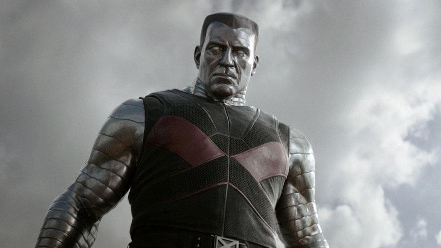 "Kadras iš filmo/Stefanas Kapičičius filme ""Deadpool"""