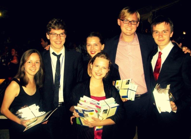 Lietuvos moksleiviai – pasaulio debatų laimėtojai