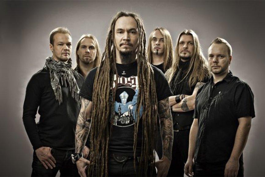 "Grupė ""Amorphis"""