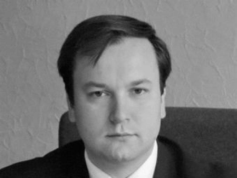 Nušautas Sergijaus Posado miesto meras Jevgenijus Duška